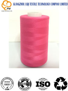 100% High-Tenacity Embroidery Textile Sewing Thread pictures & photos