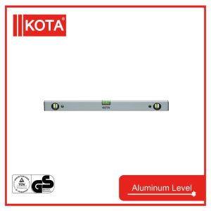 40mm Aluminum Level with Plastic Body