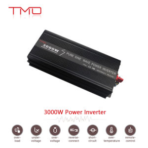 DC to AC 3000W Inverter DC 12V to AC 110V 220V Power Inverter 3000W pictures & photos