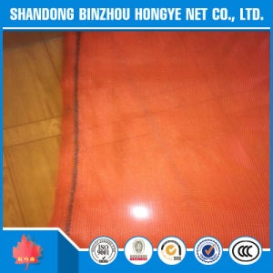 High Quality 180g Virgin HDPE with UV Yellow and Orange Windbreak Sun Shade Net pictures & photos