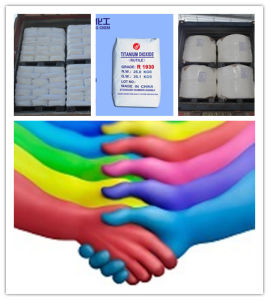 Paints Making Used Titanium Dioxide Rutile with High Quality pictures & photos