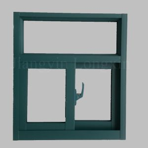 Powder Coated Aluminium Profiles for Sliding Windows pictures & photos