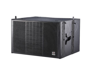 Dual 12 Inch Powerful Subwoofer for Line Array Speaker pictures & photos