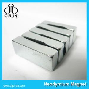 Rare Earth Block N50 Neodymium Magnet pictures & photos