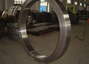 OEM Alloy Steel Forged Ring 42CrMo / 35CrMo Fine Machining pictures & photos