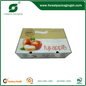 Fruit Corrugated Carrier Boxes Apple Storage Boxes (FP6019) pictures & photos