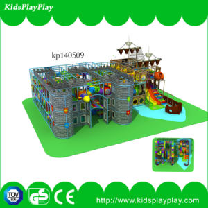 Ce, GS Proved Children Commercial Used Indoor Playground Equipment Prices for Sale pictures & photos