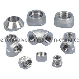 Forged Steel High Pressure Threaded/Socket Weld Round Plug pictures & photos