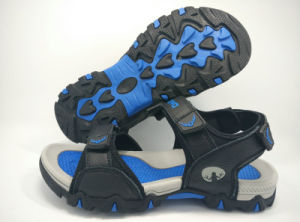 High Quality Blue Rubber Sport Sandals