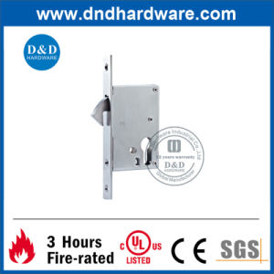 Passage Fuction Sliding Lock with UL Listed (DDML015) pictures & photos
