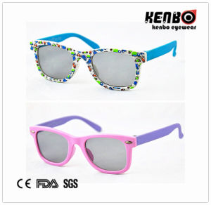 Little Girls′ Sunglasses. Kc553 pictures & photos