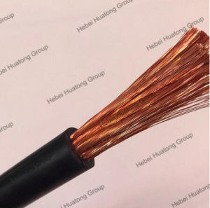16mm2 35mm2 50mm2 70mm2 95mm2 120mm2 150mm2 Rubber Sheath Flexible Welding Cable pictures & photos