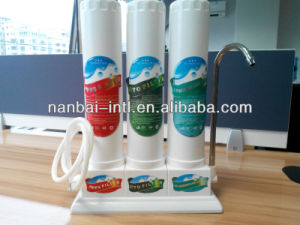 HEPA Filter Drinking Water Machine with 500mg/H Ozone Output pictures & photos