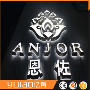 Shanghai Custom Acrylic Front Lit Small LED Letters to Make Sign pictures & photos