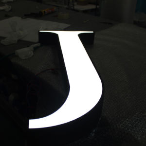 High Class Advertising LED Face Lit Channel Letter Sign pictures & photos