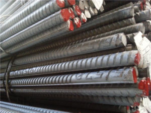 Hot Rolled Debars for Concrete Reinforcement Deformed Bars HRB335 pictures & photos