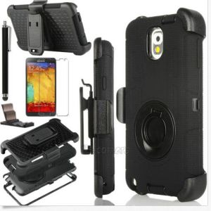 PC Silicone New Models Combo Defender Mobile Phone Case