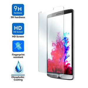 Super Shield 9h Tempered Glass Protective Film Screen Guard for LG Mobile Phones pictures & photos