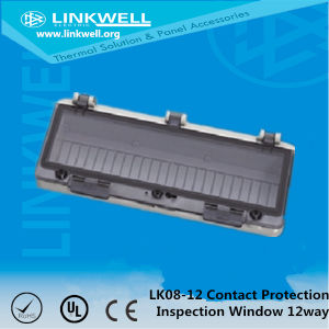 12ways Electric Contact Protection Inspection Window (LK0812) pictures & photos
