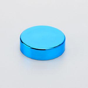 63mm Blue Chrome Plastic Cap pictures & photos