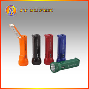 Jysuper Emergency Torch (JY-9955)