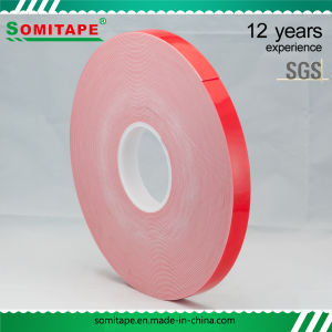 Sh361 Repositionable Elastic Tape/Acrylic Tape for Metal Wood Plastic Sealing Somitape pictures & photos