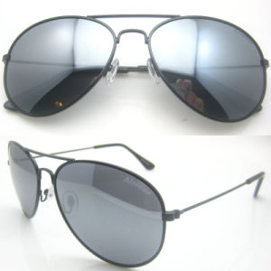 New Fashion Silver Design Metal Sunglasses pictures & photos
