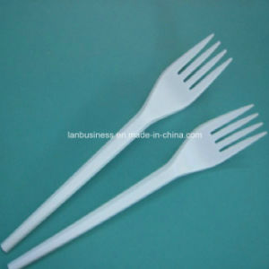Ly Single Use Disposable Plastic Fork pictures & photos