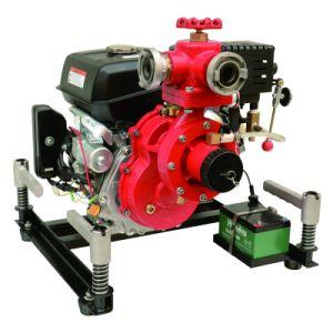 Bj-10A-2k High Pressure Portable Fire Pump pictures & photos