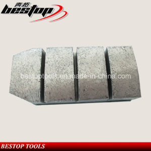 36# Groove Diamond Fickert Grinding Stone, Diamond Polishing Block pictures & photos