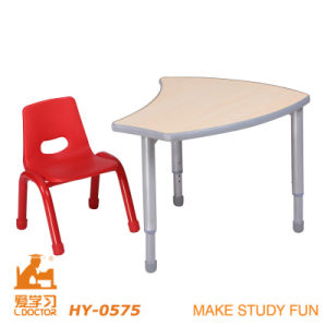 Modern Primary School Table and Chair pictures & photos