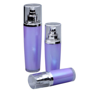 30ml, 50ml Cosmetic Colored Acrylic Lotion Bottle pictures & photos