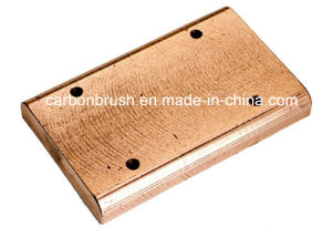 industry electric copper contacts strips/copper vane for sales pictures & photos