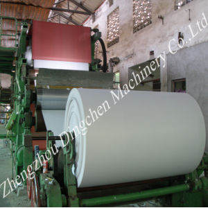 Copy Paper Making Machine From Dingchen Machinery (2400mm) pictures & photos