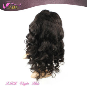Full Lace Wig Brazilian Virgin Human Hair Wig pictures & photos