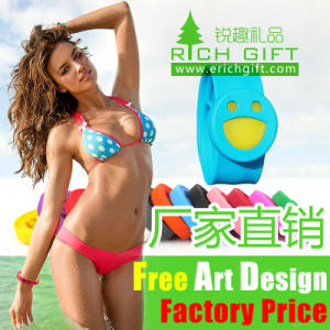2016 Promotional Silicone Wristband for Children Manufacture pictures & photos
