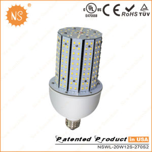 LED Post Top Lamp E27 E40 20W LED Street Corn Light pictures & photos