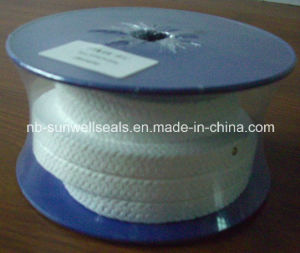 PTFE Braided Packing/Oil/Without Oil/Pure PTFE Yarn (SUNWELL) pictures & photos