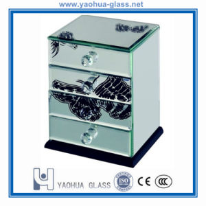 Tempered Mirror Glass/Toughened Mirror Glass/Silver Mirror Glass/Aluminium Mirror Glass for Cabinets