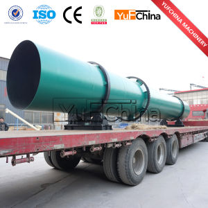 Sawdust Rotary Dryer with High Efficiency pictures & photos