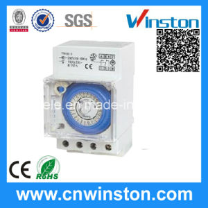 100% Quality 24 Hours Timer Switch with Ce (SUL181H) pictures & photos
