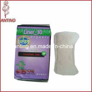 Organic Sanitary Napkin for Korea, Breathable Panty Liners, China Manufacturer pictures & photos