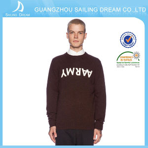 Handmade High Quality Woolen Sweater Cardigan for Man Wholesale