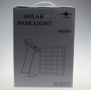 Solar Camping Lights for Camping, Outdoor Can Charged Mobile Cell with Solar Panel pictures & photos