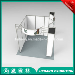Hb-L00045 3X3 Aluminum Exhibition Booth pictures & photos