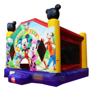 Commercial Bounce House Inflatable Castle Bouncer for Toddlers Chb722 pictures & photos