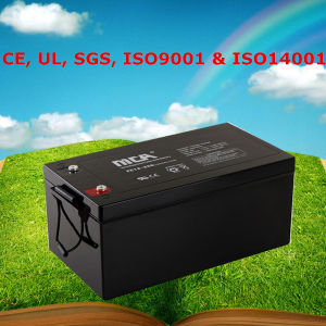 24V Deep Cycle Battery 12V Battery Rechargeable 260ah pictures & photos