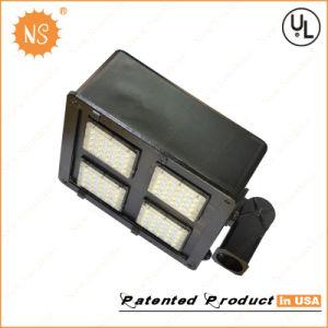 UL Dlc IP65 10000lm 100W LED Shoe Box Light