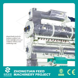 Low Price Ce Standard Poultry Chicken Pellet Feed Mill pictures & photos