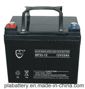 12V33ah Valve Reoulated Lead-Acid Battery